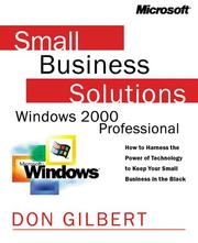 Cover of: Small Business Solutions for Windows(r) 2000 Professional