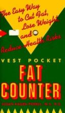 Cover of: The Vest Pocket Fat Counter | Susan Kagen Podell