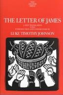 Cover of: The Letter of James