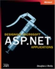Cover of: Designing Microsoft(r) ASP.NET Applications