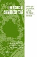 Cover of: The Arterial Chemoreceptors | International Society of Arterial Chemor