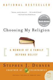 Cover of: Choosing My Religion: A Memoir of a Family Beyond Belief (P.S.)