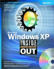 Cover of: Microsoft Windows XP Inside Out, Deluxe Edition | Ed Bott