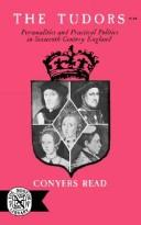 Cover of: The Tudors by Conyers Read