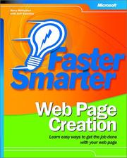 Cover of: Faster smarter