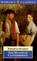 Mayor of Casterbridge by Thomas Hardy