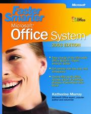 Cover of: Faster Smarter Microsoft Office 2003