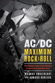 Cover of: AC/DC: Maximum Rock & Roll | Murray Engleheart