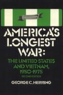 Cover of: America's Longest War