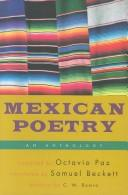 Cover of: Mexican poetry