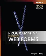 Cover of: Programming Microsoft  Web Forms (Pro Developer)