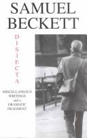 Cover of: Disjecta | Samuel Beckett