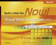 Cover of: Microsoft  Visual Web Developer(TM) 2005 Express Edition