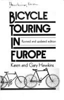 Cover of: Bicycle Touring Europe-Revised