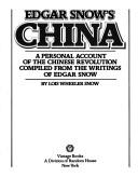 Cover of: Edgar Snow's China