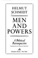 Cover of: Men and powers: A Political Retrospective