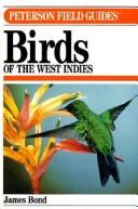 Cover of: Field guide to birds of the West Indies
