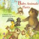 Cover of: The baby animals' party