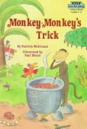 Monkey-Monkey's trick by Pat McKissack