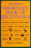 Cover of: Panati's browser's book of beginnings