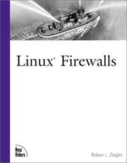 Cover of: Linux firewalls