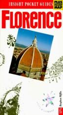 Cover of: Insight Pocket Guides Florence (1995)