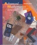 Cover of: Advanced Mathematics | Richard G. Brown
