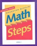 Cover of: Mathsteps, California Edition