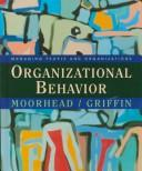 Cover of: Organizational behavior | Gregory Moorhead