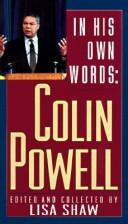 Cover of: In his own words | Colin L. Powell