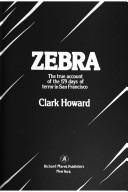 Cover of: Zebra