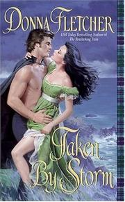 Cover of: Taken By Storm | Donna Fletcher
