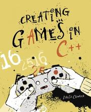 Cover of: Creating Games in C++