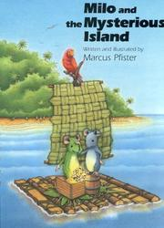 Cover of: Milo and the mysterious island