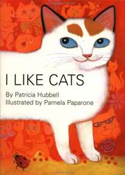 Cover of: I like cats