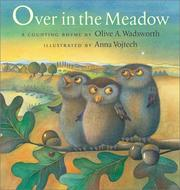 Cover of: Over in the Meadow (Cheshire Studio Book)