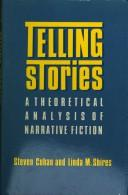 Cover of: Telling stories