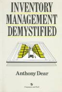 Cover of: Inventory Management Demystified