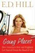 Cover of: Going Places | E.d. Hill