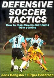 Cover of: Defensive Soccer Tactics | Jens Bangsbo