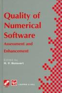 Cover of: Quality of Numerical Software (Ifip International Federation for Information Processing)