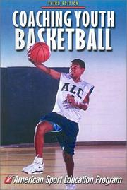 Cover of: Coaching youth basketball