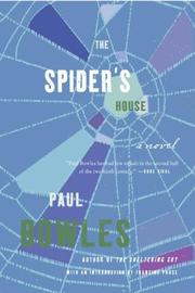Cover of: Spider's House