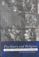 Cover of: Psychiatry and religion |