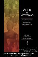Cover of: After the Victorians | Peter Mandler
