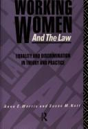 Cover of: Working women and the law