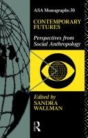 Cover of: Contemporary futures