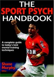 Cover of: The Sport Psych Handbook