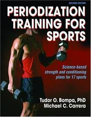 Cover of: Periodization training for sports | Tudor O. Bompa
