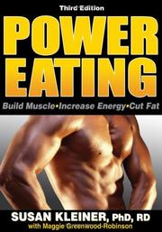 Cover of: Power eating